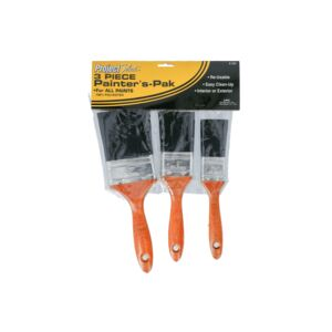 "PAINT BRUSH SET 3PC 1-1/2,2&3"" LINZER"