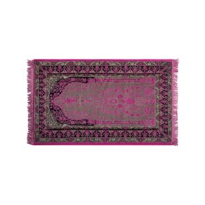 MEMORY FOAM PRAYER RUG INNOVATIV PINK