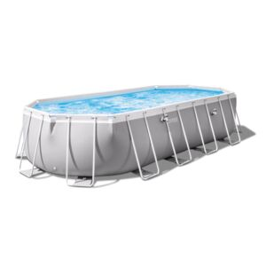 PRISM FRAME OVAL POOL SET 6.1X3.05X1.22M
