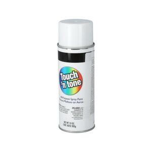 SPRAY PAINT GLOSS WHITE TOUCHn TONE