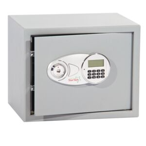 SAFE 13.5KG ELECTRONC LCD DSPLY/BURGLARY