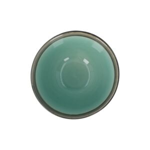 BOWL 14.5CM STONEWARE BULK LIGHT GREEN