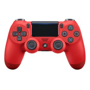 PS4 CONTROLLER WIRELESS DUALSHOCK RED