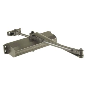 DOOR CLOSER SIZE 4  GR1 DURO FINISH