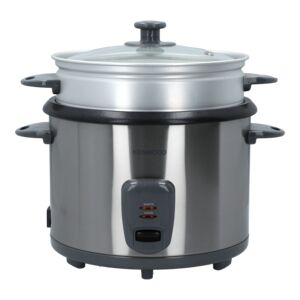 RICE COOKER 1.8L 700W SILVER KENWOOD