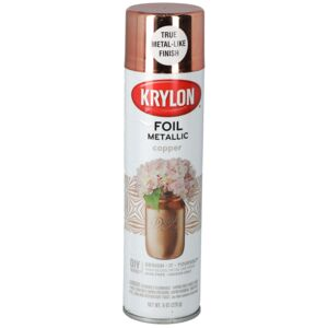 SPRAY PAINT 8oz FOIL COPPER KRYLON