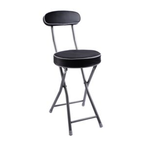 CHAIR FOLDABLE 19MM ROUND W/PU