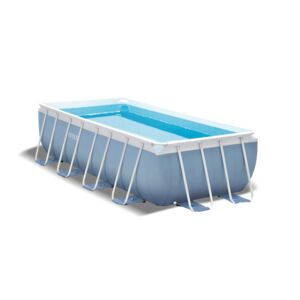 "POOL SET RECTANGULAR 13'1½""X6'6¾""X39½"""