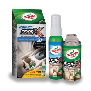 POWER OUT ODOR-X KIT TURTLE WAX