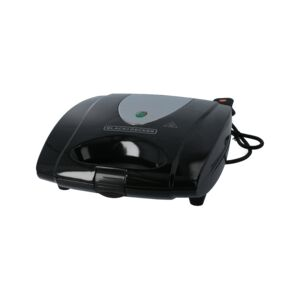 SANDWICH MAKER 1400W 4SLOT&GRILL PLATE