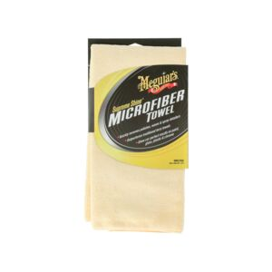 MICROFIBER CLOTH SUPREME SHINE  MEGUIARS