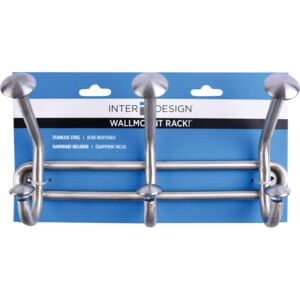 HOOK RACK 3H FORMA BRUSHED INTERDESIGN