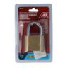 "PADLOCK SOLID BRASS COMBINATION 2"" 51MM"