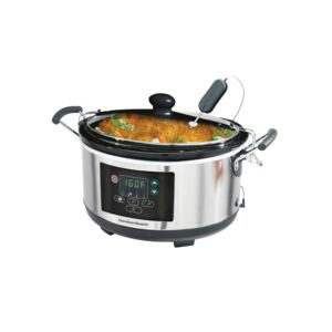 SLOW COOKER 4.5L STAY OR GO PROGRAMMABLE