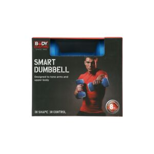 DUMBBELL 8KG/PAIR BODY SCULPTURE