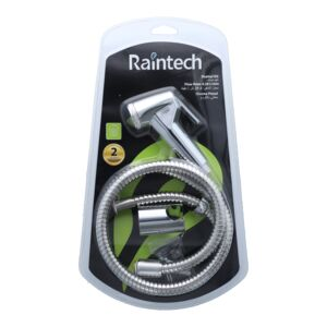 SHATTAF WITH 1.25M HOSE STAINLESS STEEL