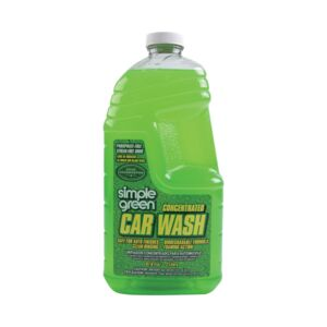 CAR WASH 67oz SIMPLE GREEN