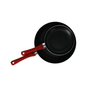 FRYPAN 2PCS SET 20/28CM ESSNTL WELLBERG