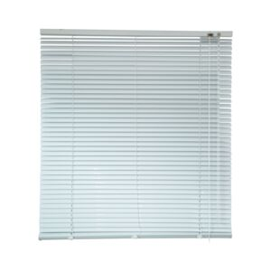 "BLINDS 90X180CM 1"" MINI ALUM WHITE"