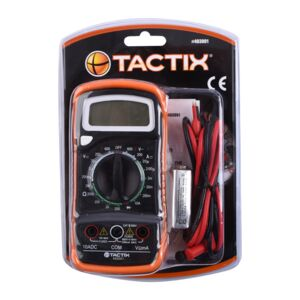 MULTI METER DIGITAL 403001 TACTIX
