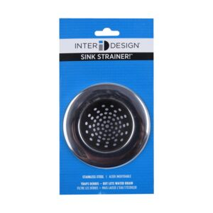 SINK STRAINER POLISHED SS INTERDESIGN