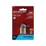 "PADLOCK 1"" PIN BRASS ACE"