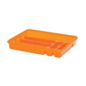 CUTLERY HOLDER 6 COMPARTMENT LARGE ASSTD