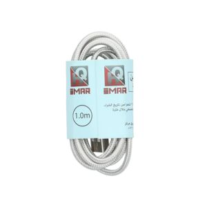 USB CABLE FOR ANDROID 1M OMAR