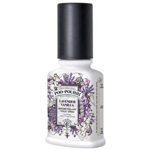 TOILET SPRAY 2oz LAVENDER VANILLA