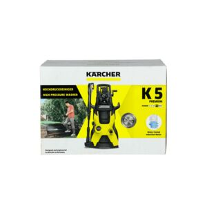 PRESSURE WASHER 145BAR K5 COLD WATER