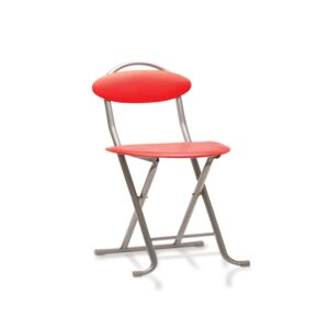CHAIR FOLDABLE 303X50X75CM 015V RED