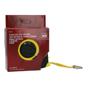 MEASURING TAPE CLOSED REEL 15M - ACE