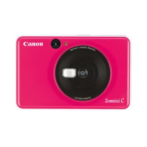 ZOE MINI-C INSTANT CAM & PRINTER PINK