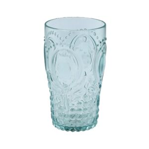 GLASS DRINK 18oz PEARLUXE H.B. GREEN