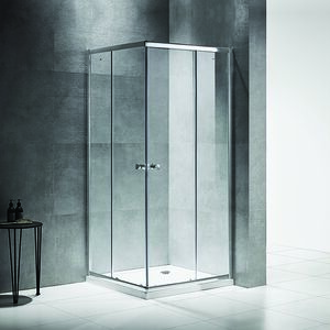 SHOWER BOX MOLOCH 80X80X185CM 4MM