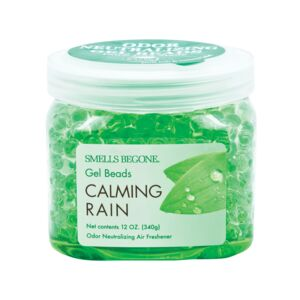 AIRFRESHENER-GEL BEADS 12OZ. CALMING RAI