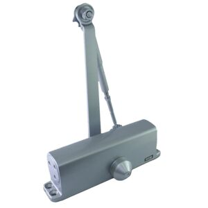DOOR CLOSER 8803 SMALL SILVER RYOBI