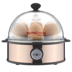 EGG COOKER 7-SLOT 360W NUTRICOOK RAPID