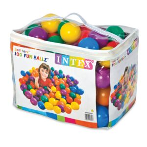 BALLS FUN  INTEX