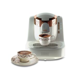 COFFEE MAKER 710W TURKISH WHITE OKKA