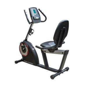 EXERSICE BIKE 115KG MAGNETIC W/MONITOR
