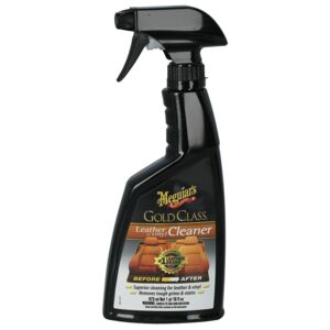LEATHER CLEANER & VINYL GOLD MEGUIARS