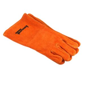 GLOVES WELDING RUST LARGE