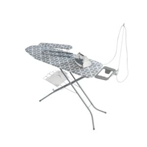 IRONING BOARD 120X38CM W/STORAGE