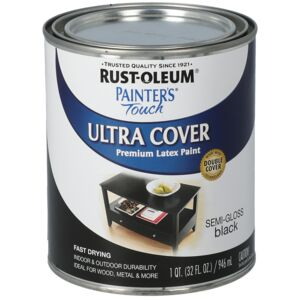 LATEX PAINT A SMOOTH DURABLE 1974502