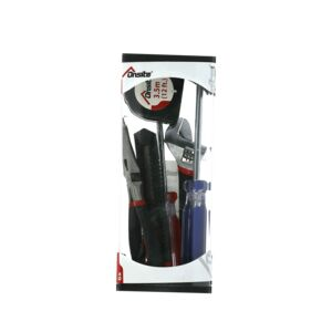 TOOLS SET 6PCS HOME&OFFICE 799001 ONSITE