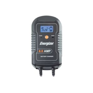 CAR BATTERY CHARGER AND MAINTAINER 8AMP