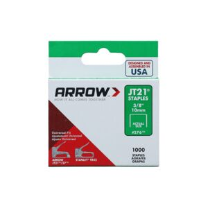"STAPLE WIRE 3/8"" forJT 21 & JT27 1000/PK"