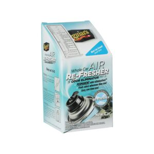 AIR RE-FRESHER 2.5oz. NEW CAR SCENT