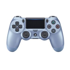 PS4 TITANIUM BLUE CONTROLLER-NEW EDITION